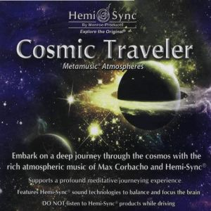 Cosmic Traveler CD