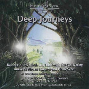 Deep Journeys CD