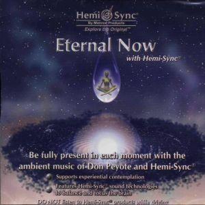 Věčný již teď CD - Rozšířené vědomí, rozptýlení starostí, relaxace.