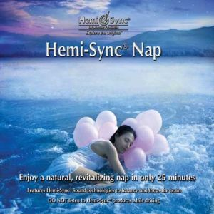Hemi-Sync Nap CD
