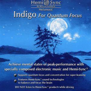 Indigo For Quantum Focus CD