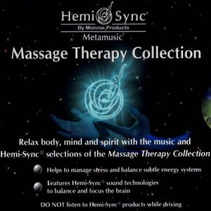 Massage Therapy Collection 4 CD