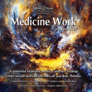 Léčebná práce CD - Rozšířené vědomí, psychoaktivní šamanská hudba, meditace, cesta do vašich vnitřních světů, vstup do vyšší dimenze.