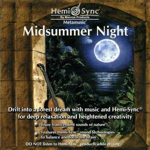 Svatojánská noc CD - Meditace, relaxace, rozptýlení stresu.