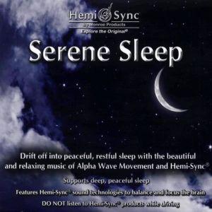 Klidný spánek CD - Relaxační hudba, hluboký spánek, uvolnění.