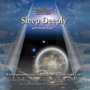 Sleep Deeply CD