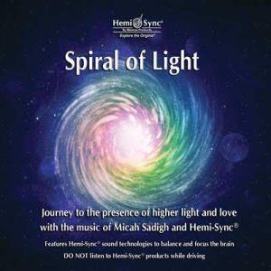 Spiral of Light CD