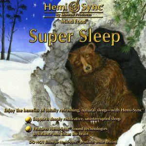 Super Sleep CD