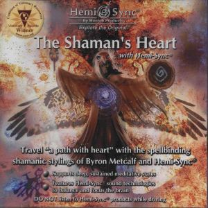 The Shamans Heart CD