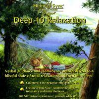 Deep 10 Relaxation CD - zobrazit detail zboží