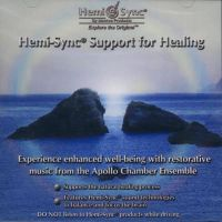 Hemi-Sync Support for Healing CD - zobrazit detail zboží