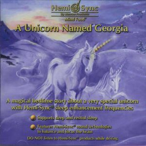 A Unicorn Named Georgia CD