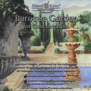 Baroque Garden CD