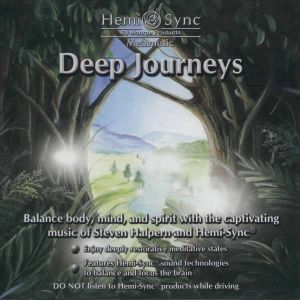 Deep Journeys CD