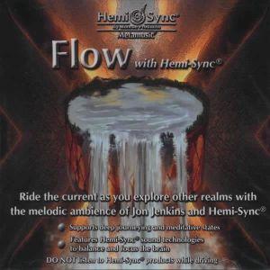 Proudění s Hemi-Sync CD - Hluboká relaxace, šamanské cestování, meditativní zážitky.