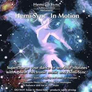 Hemi-Sync In Motion CD