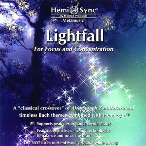 Vodopád světla pro soustředěnou pozornost a koncentraci CD - Soustředěná pozornost, hyperaktivita, poruchy pozornosti, učení, koncentrace.