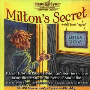 Miltons Secret CD