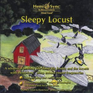 Sleepy Locust CD