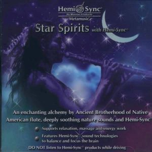 Star Spirits with Hemi-Sync CD