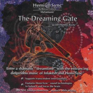 The Dreaming Gate CD