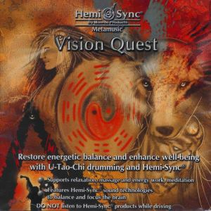 Vision Quest CD