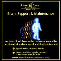 Brain: Support & Maintenance CD - zobrazit detail zboží