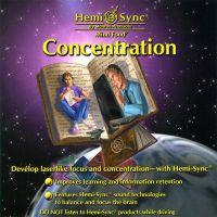 Concentration CD - zobrazit detail zboží