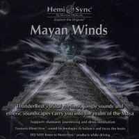 Metahudba - CD Mayan Winds (Mayské větry)