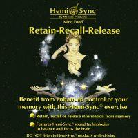 Retain-Recall-Release CD - zobrazit detail zboží